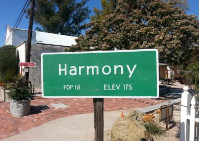 Harmony, BIG SUR, wine to remember !